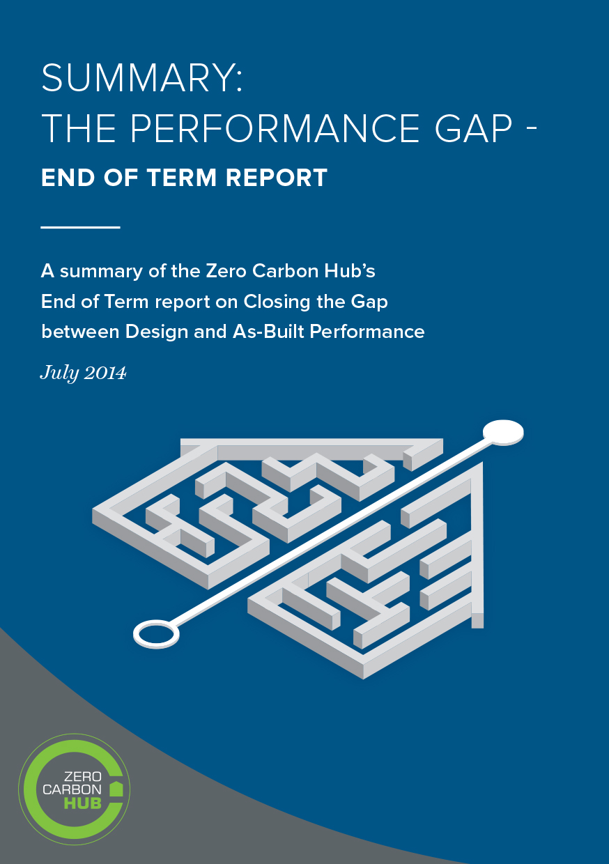 Closing the Gap Between Designed and As Built Performance