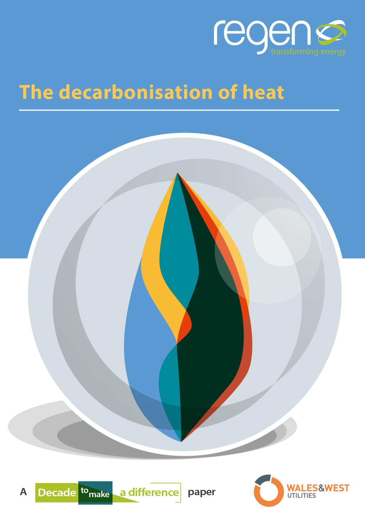Decarbonisation of heat