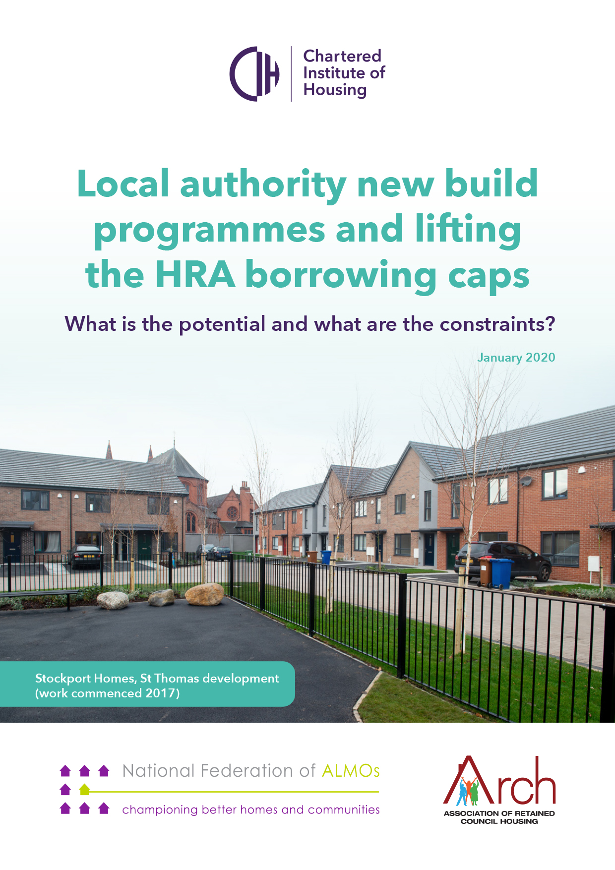 Whats stopping councils from building more houses?