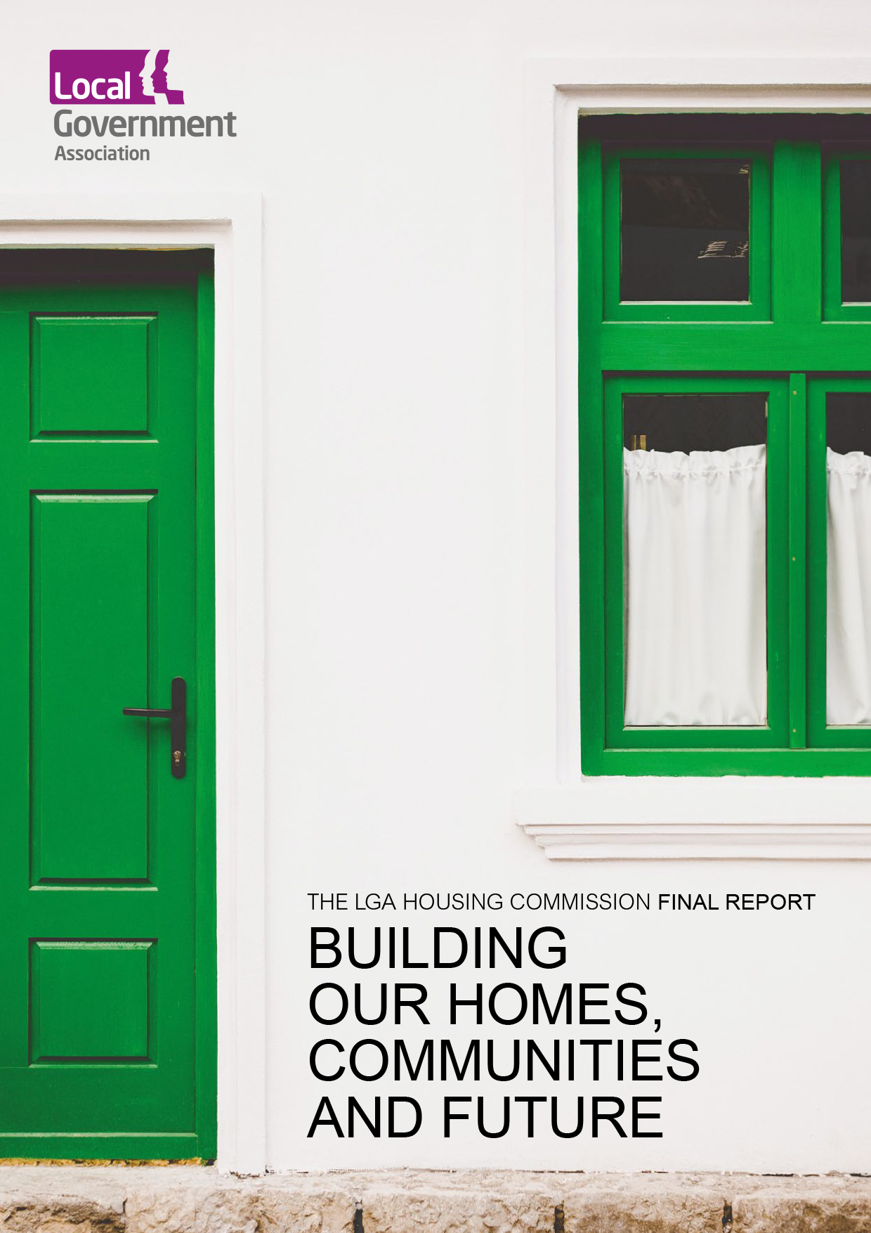 Building our homes, communities and future
