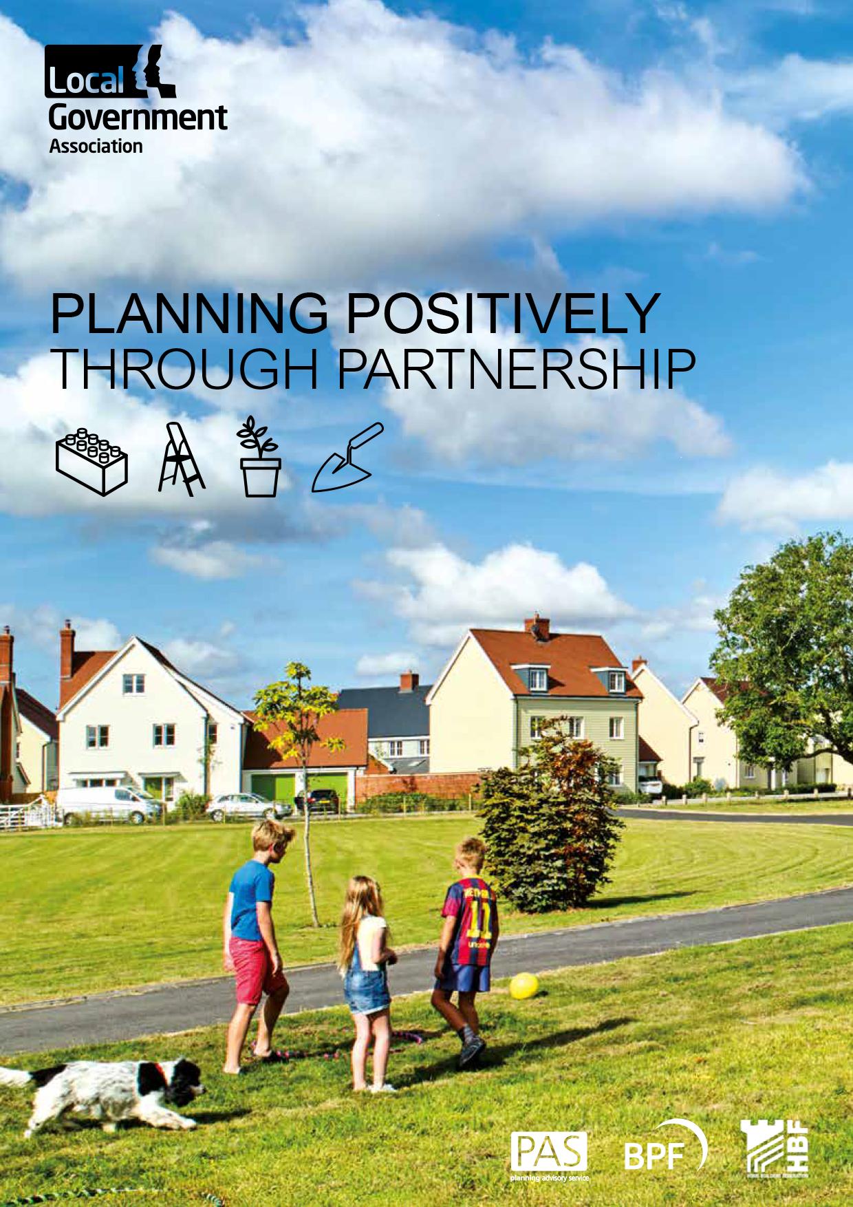 Planning positively through partnership