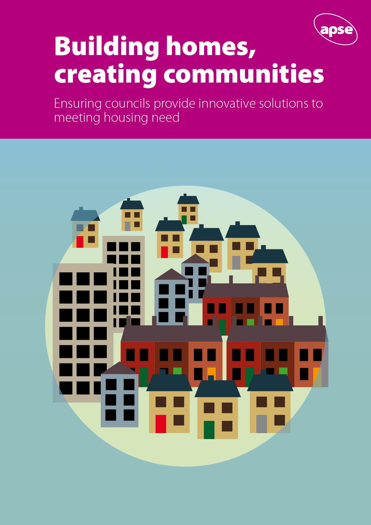 Building homes, creating communities