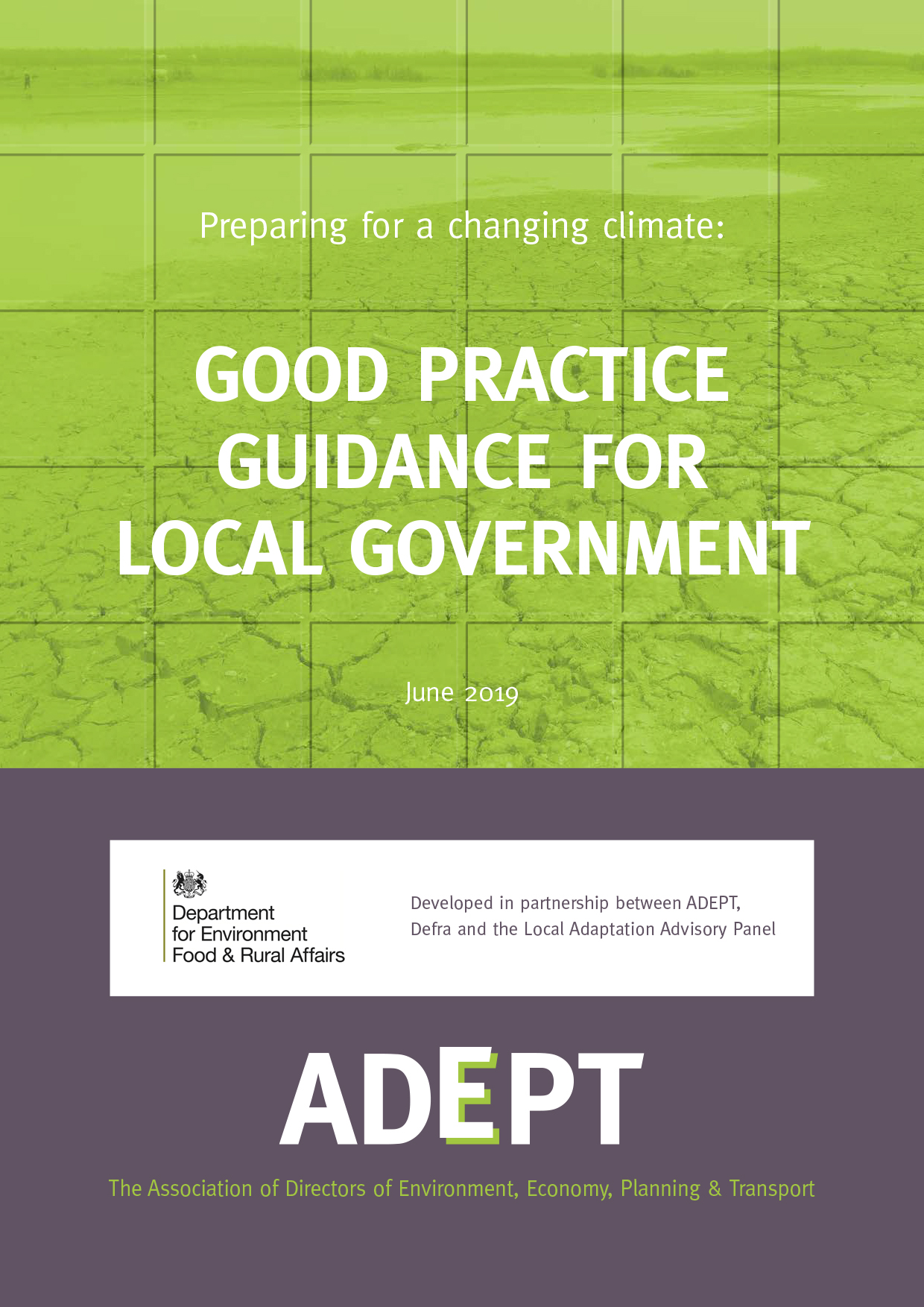 Good Practice Guidance for Local Government