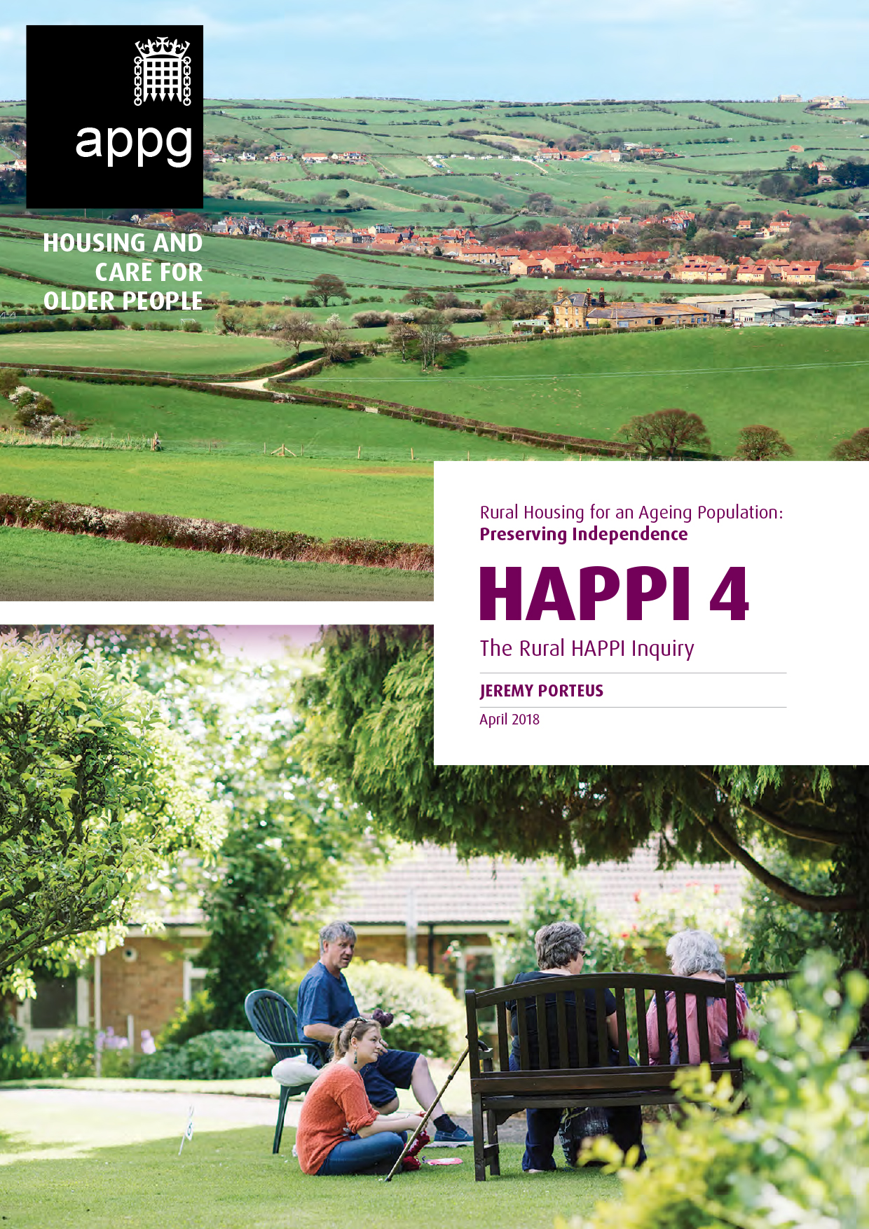 Rural Housing for an Ageing Population: Preserving Independence (HAPPI 4)