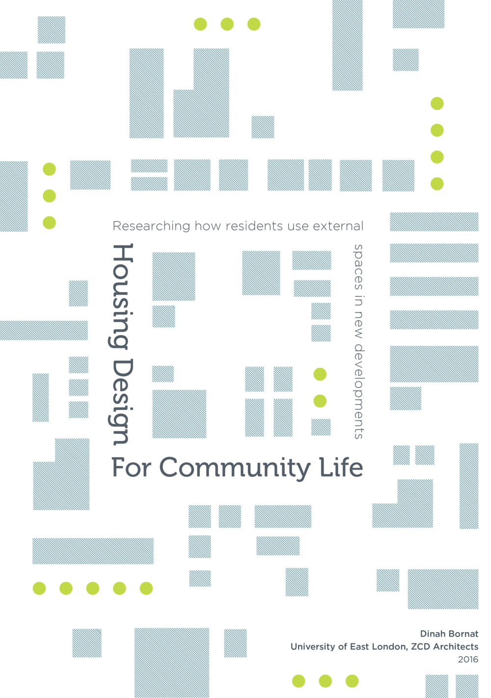 Housing Design for Community Life