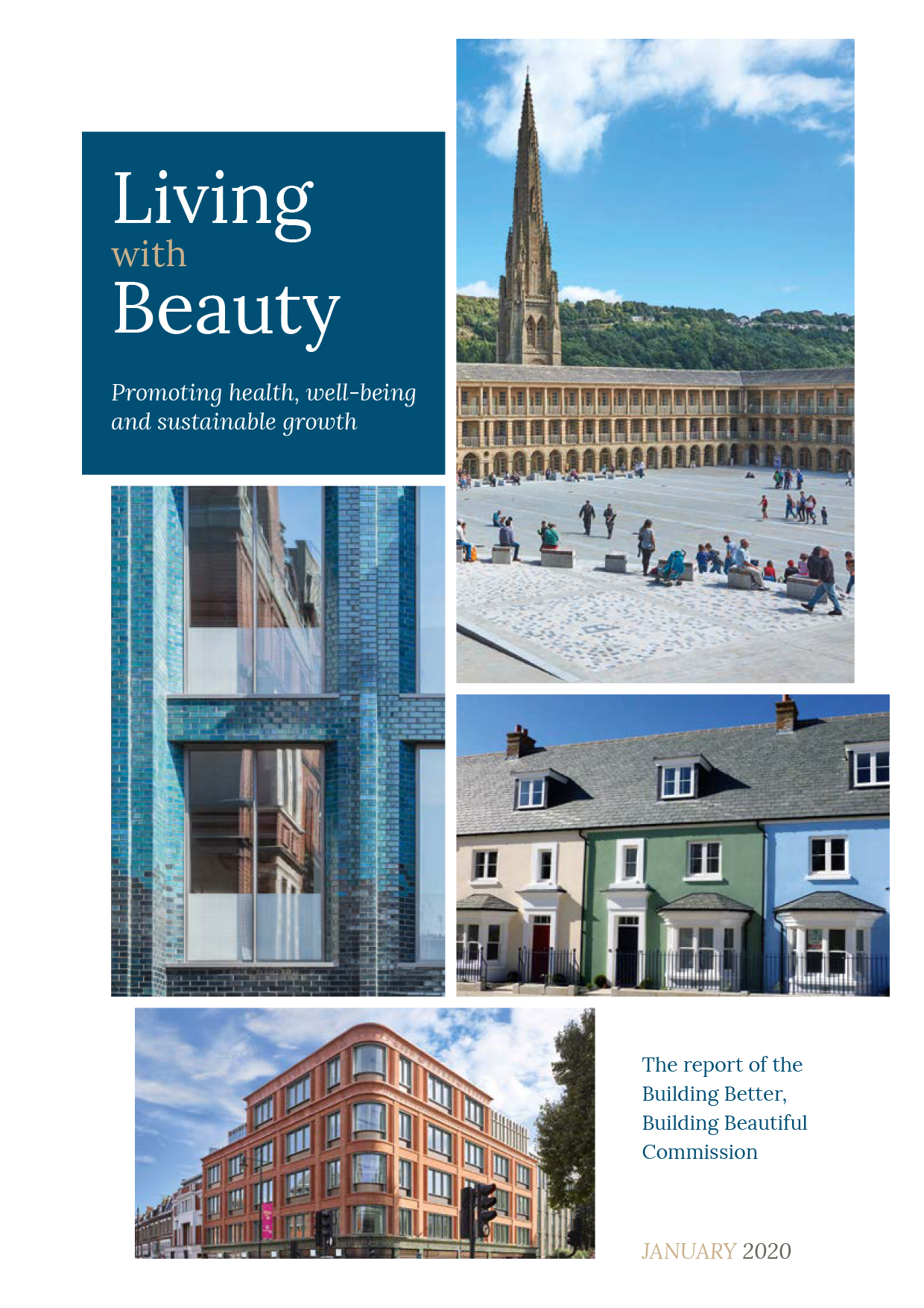 Living with beauty; promoting health, well-being and sustainable growth