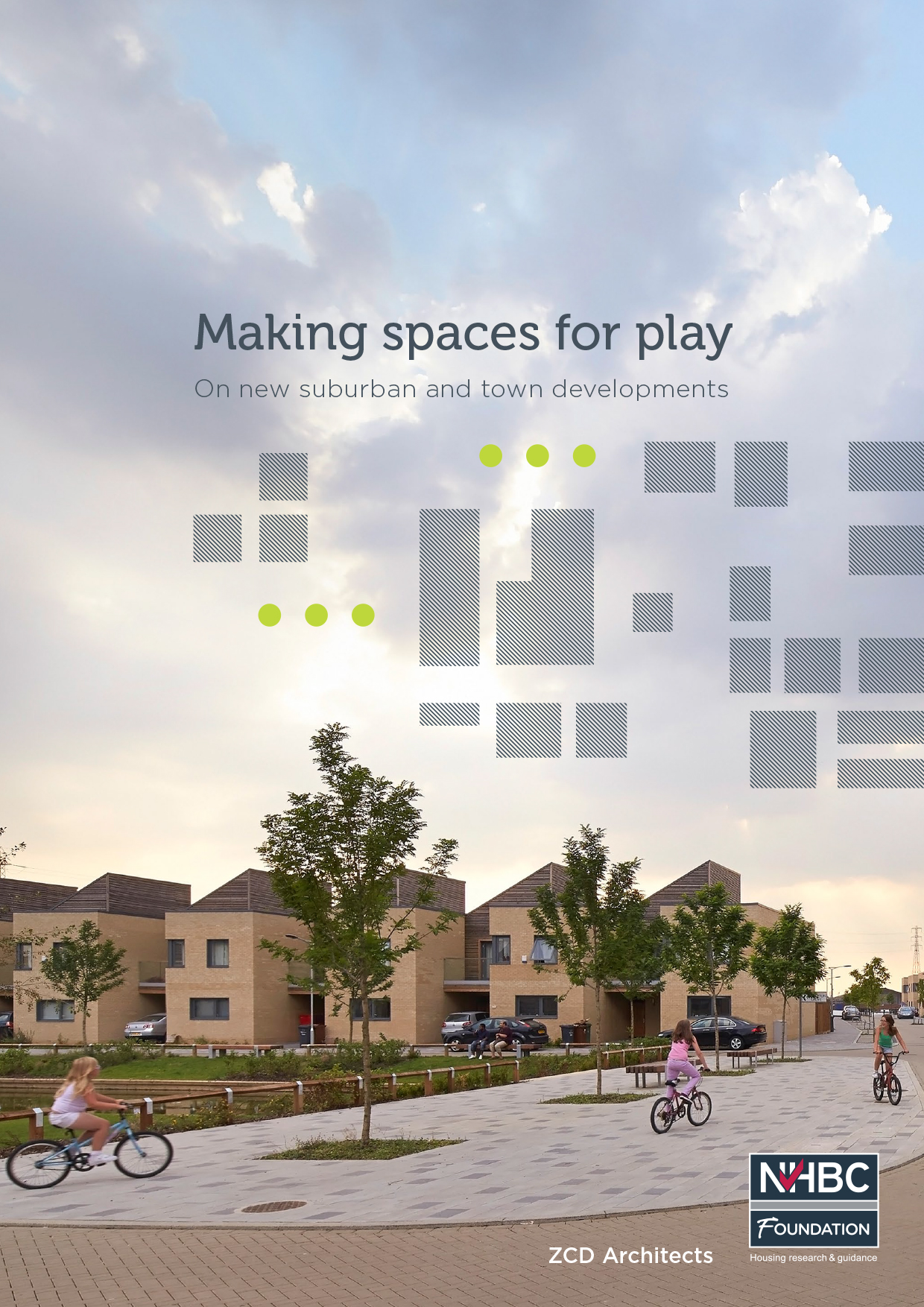 Making spaces for play: on new suburban and town developments