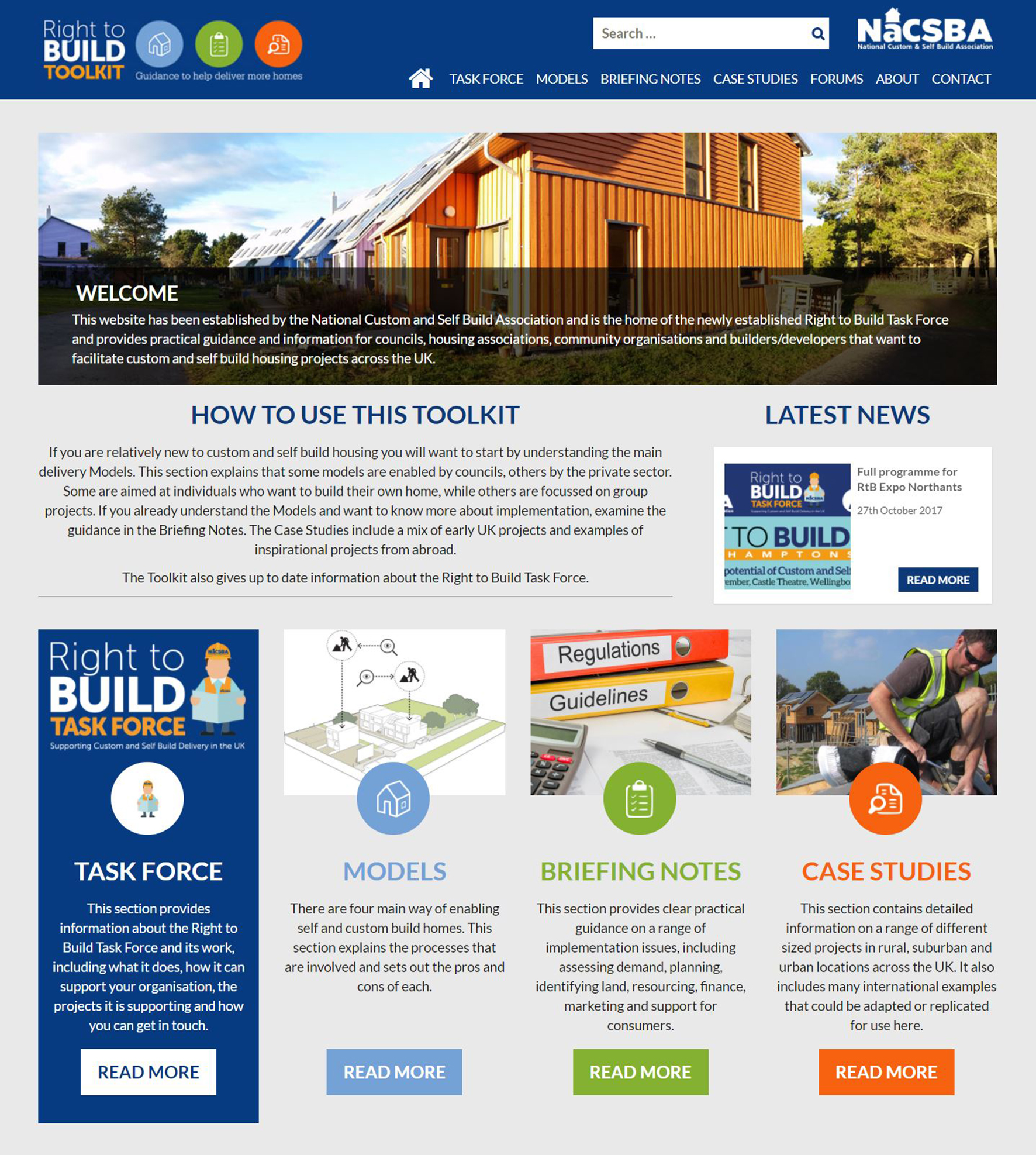 Right to Build Toolkit