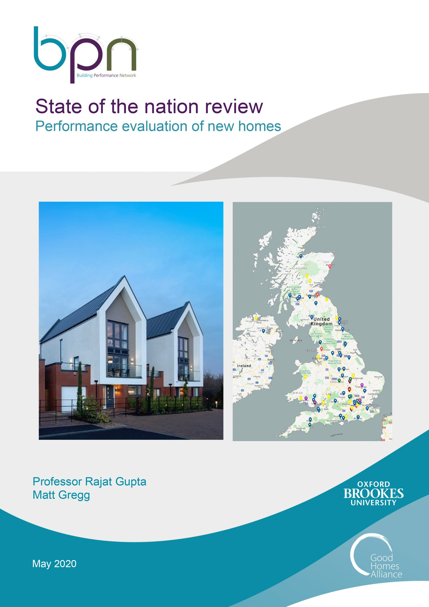 State of the Nation: Domestic Buildings