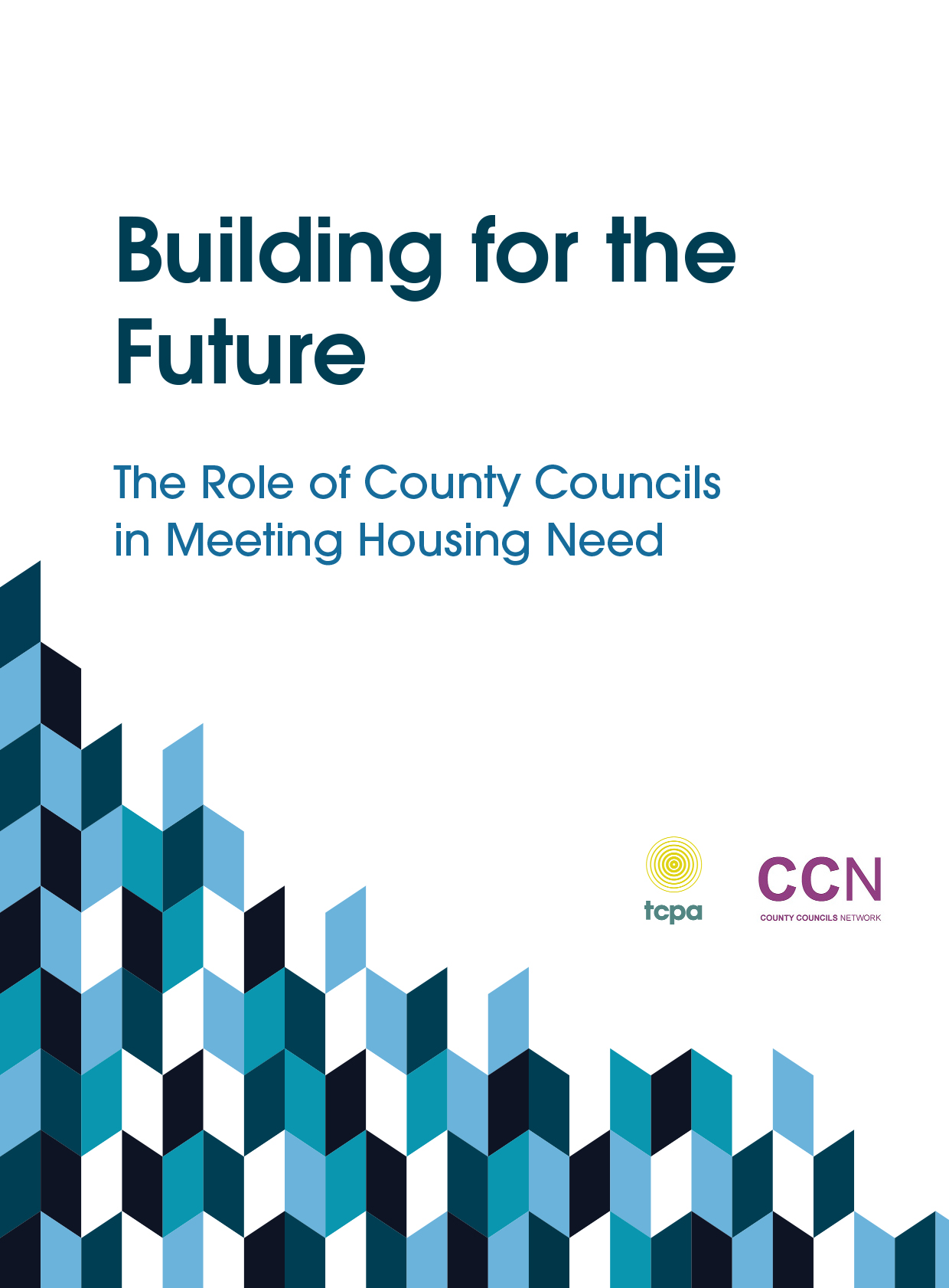 Building for the future: the role of county councils in meeting housing need
