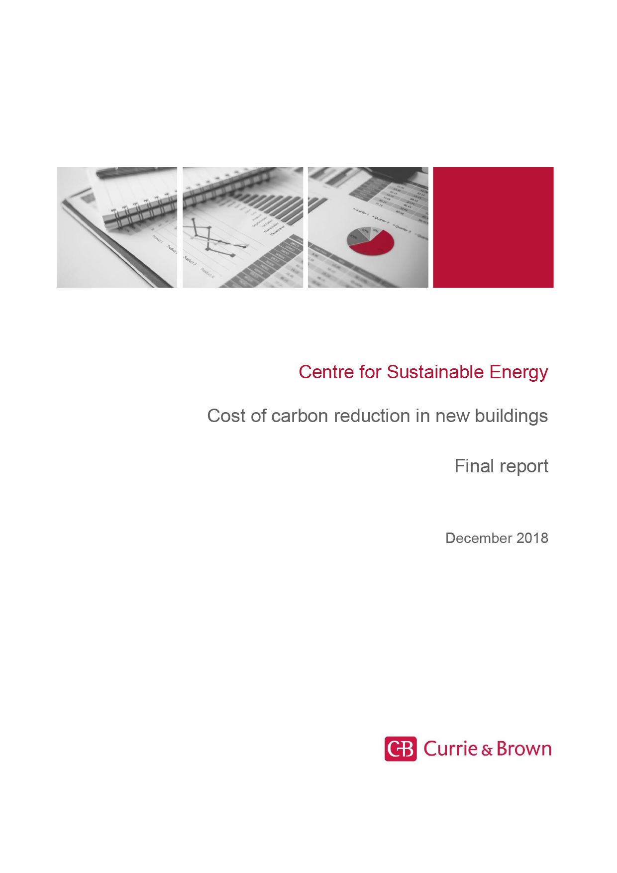 Cost of carbon reduction in new buildings