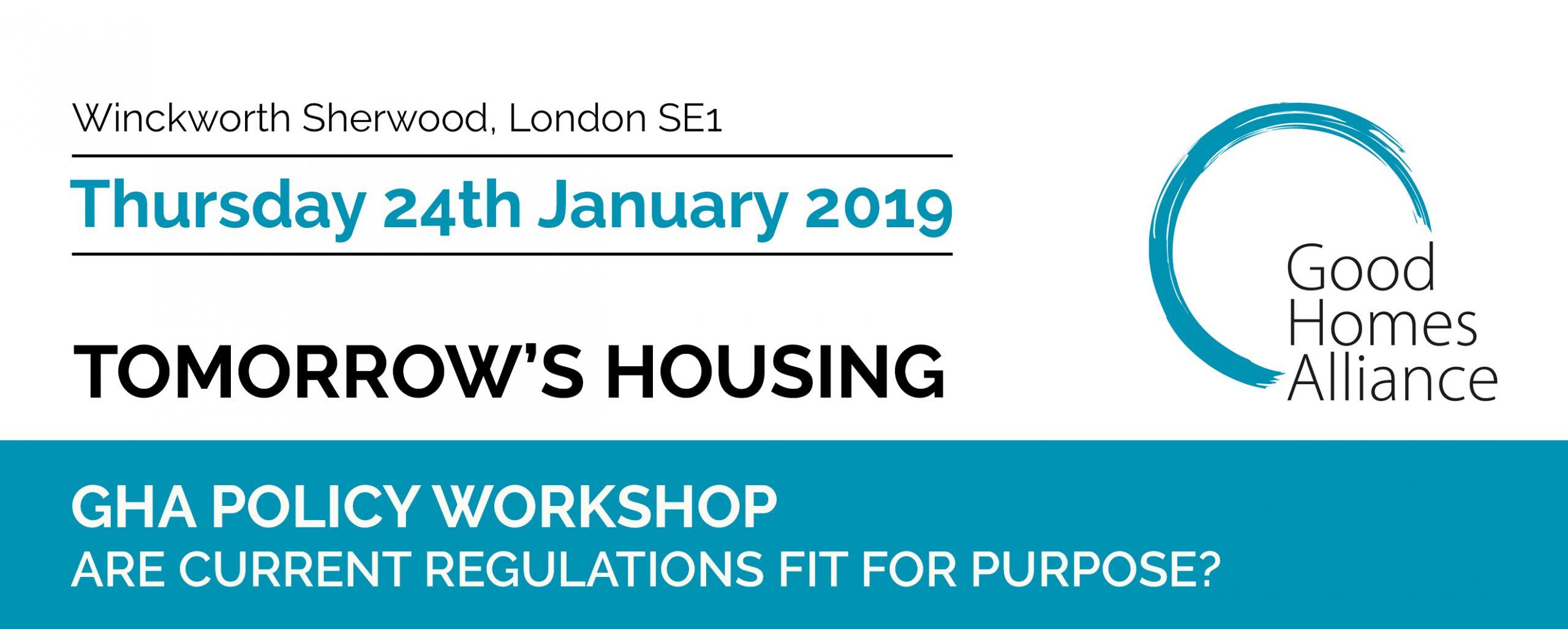 GHA 2019 Policy Workshop