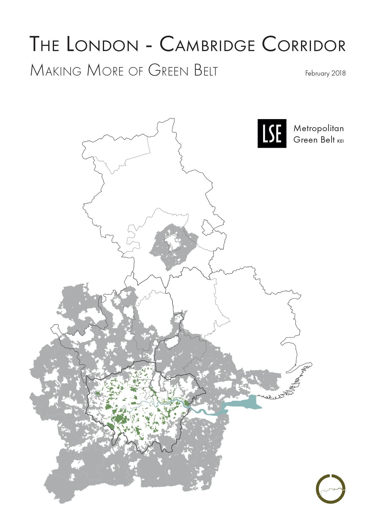 The London - Cambridge Corridor: Making more of the Green Belt