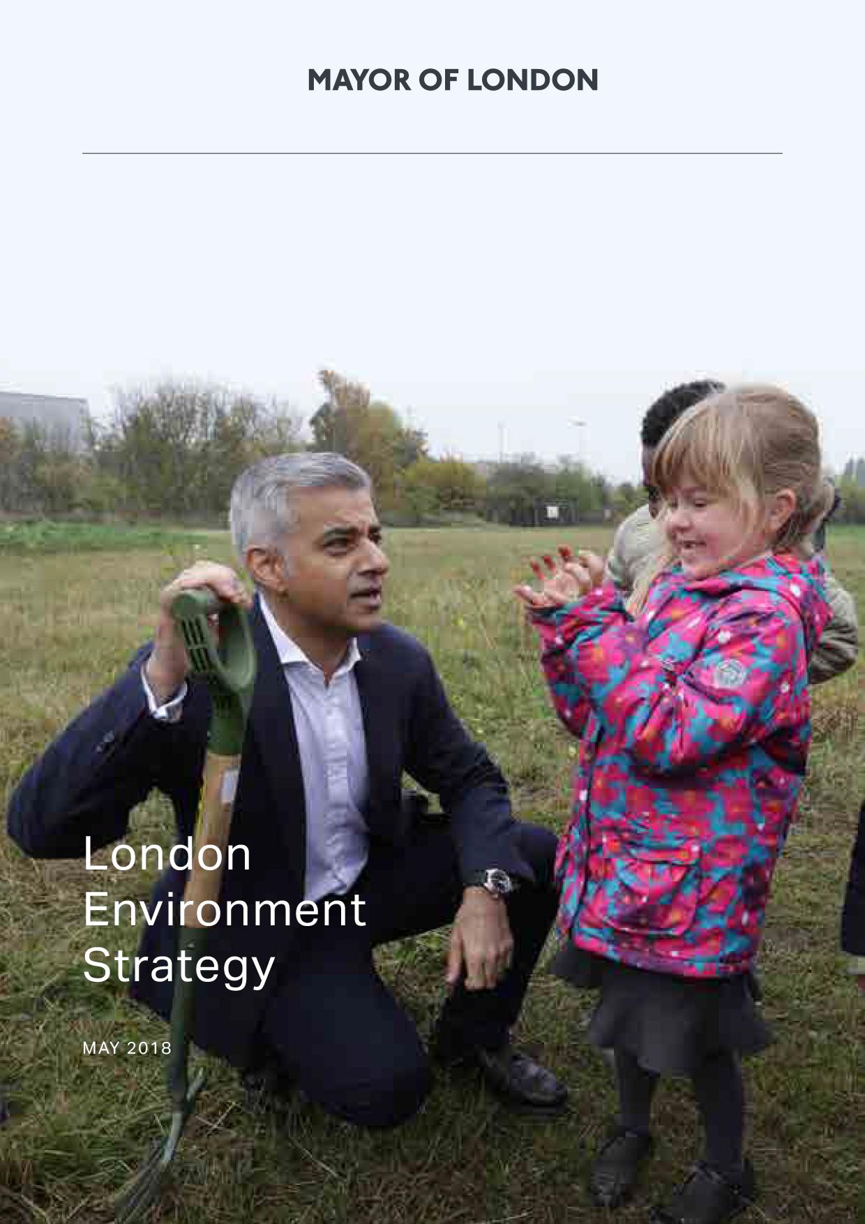 London Environment Strategy