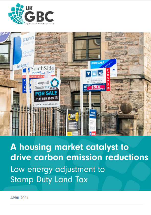 A housing market catalyst to drive carbon emission reductions