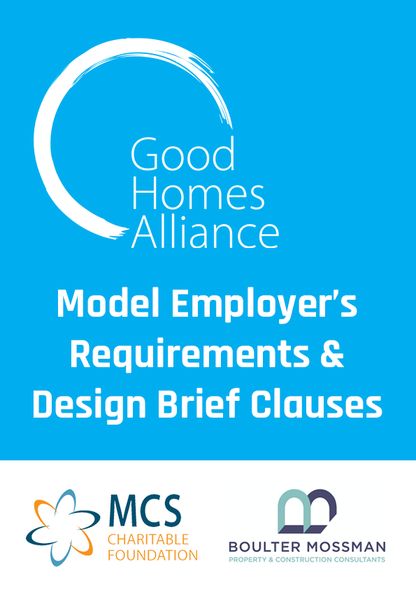 Model Employer's Requirements and Design Brief Clauses