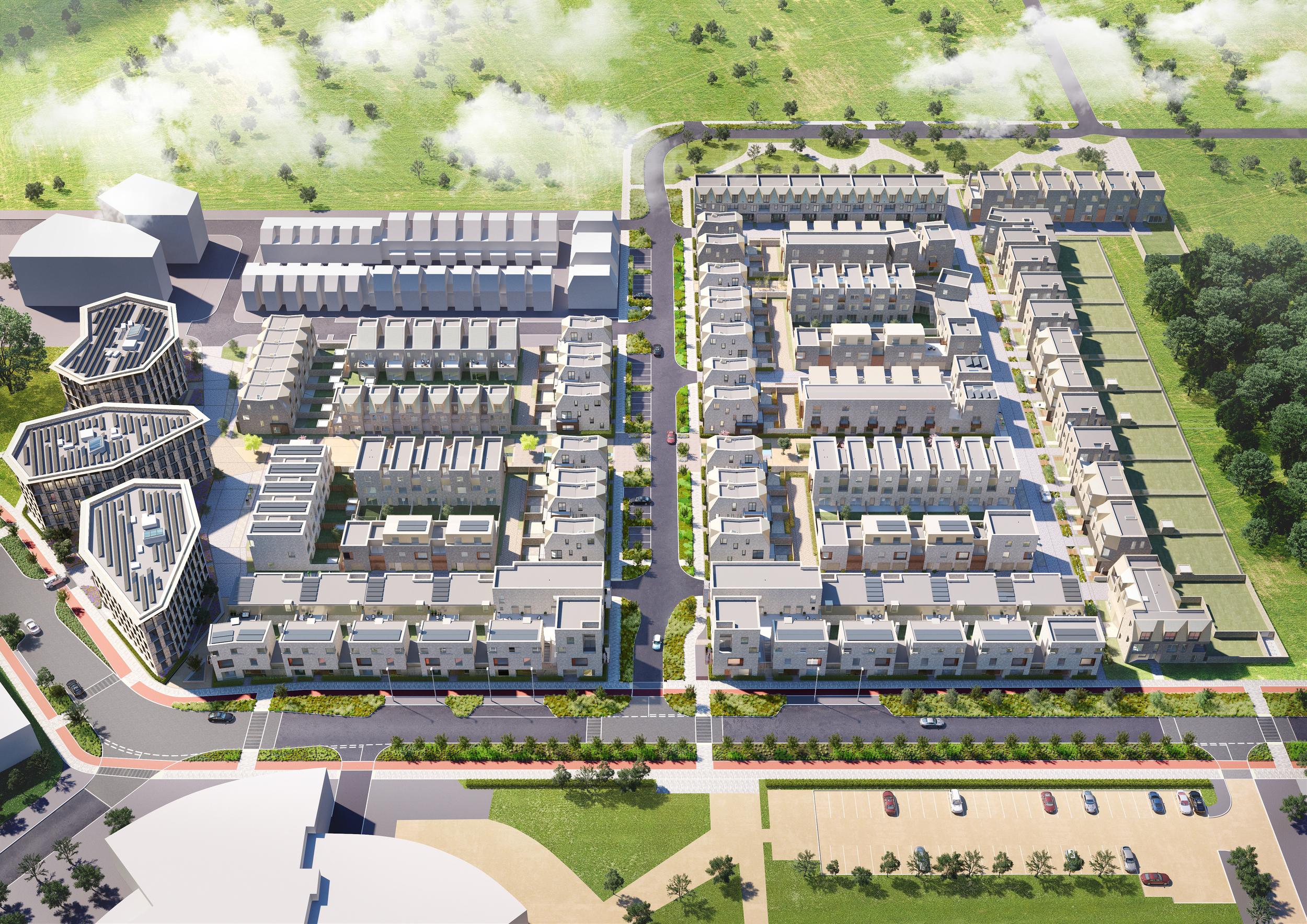 Image credit: Pollard Thomas Edwards and Alison Brooks Architects